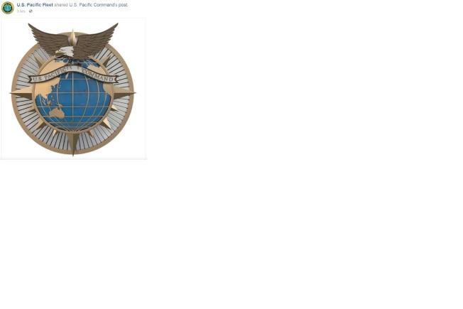 美軍太平洋司令部在州府誤發警報後,也發出澄清消息,稱「未偵測到飛彈來襲,州府誤發警報,已發出更正。」(美軍太平洋司令部)