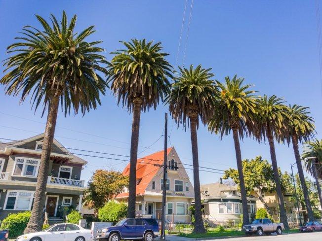 房地產網站Zillow的最新報告預測,2018年全美最熱的房市是聖荷西,房價全年可漲9%。圖為聖荷西的房子。(Getty Images)
