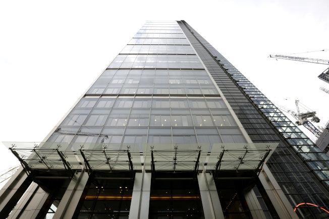 EuroFX公司曾邀請投資人參觀倫敦金融區Heron大樓的辦公室以取信於人。路透