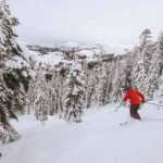 塞拉山 周四迎今冬最大降雪