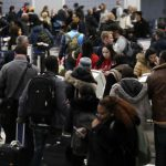 芝歐海爾機場旅客 出現第二起麻疹病例