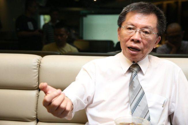 2008年,前立委沈富雄在總統馬英九上任三個月後,送他一個「笨總統」綽號。 (本報資料照片)