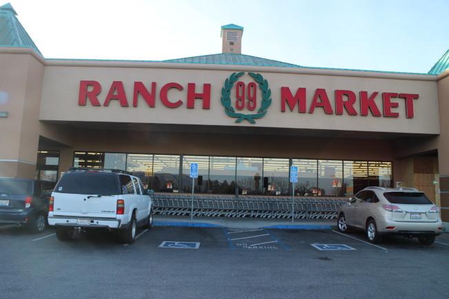 貝律耶沙可說是聖荷西的華人生活圈,隨步就可到大華超市與多元的華人餐廳。(記者張毓思/攝影)