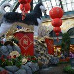 歡慶中國新年 賭城活動滿檔