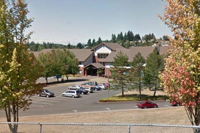 克羅勒爾中學。(Google地圖)