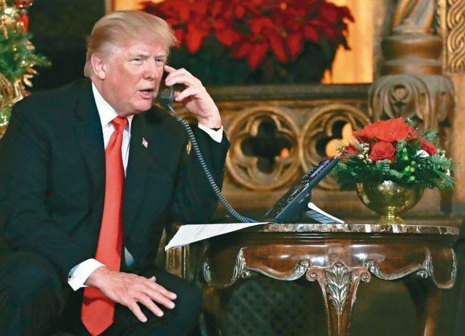 美國總統川普執政滿一年,美國民眾對美國機構,尤其是政府的信任度驟降;相較之下,中國民眾對政府的信任度大幅提升。 美聯社