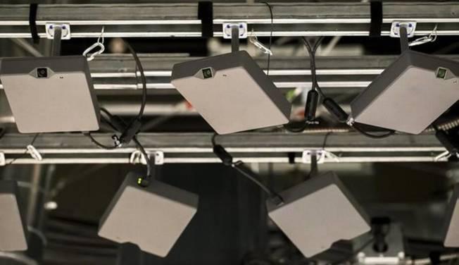 Amazon Go靠許多相機追蹤顧客與商品。(圖/取自Seattle Times)