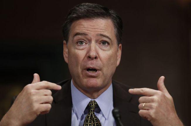 據說FBI將向國會交出川普的「黑資料」。(美聯社)