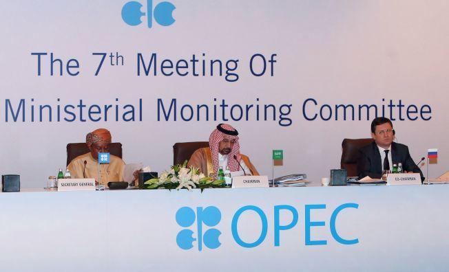 中東石油輸出國家組織的力量不再。(美聯社)
