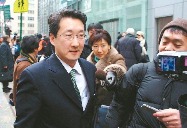 原本內定出任美國駐南韓大使的車維德(Victor Cha)。 歐新社