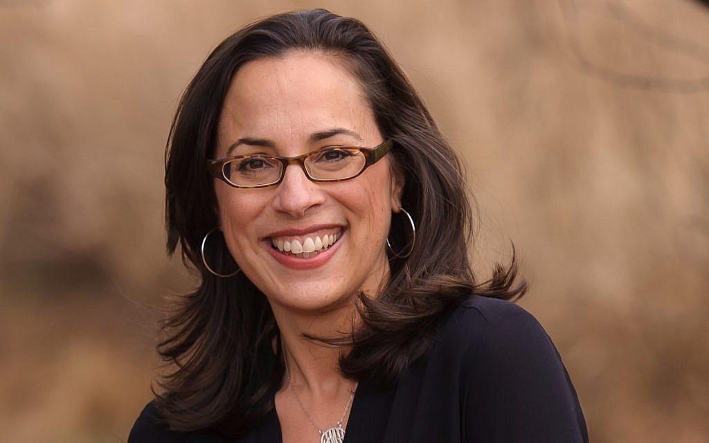 記者、作家兼族譜專家珍妮佛.門德松(Jennifer Mendelsohn)。(圖取自推特 via Matt Mendelsohn Photography)