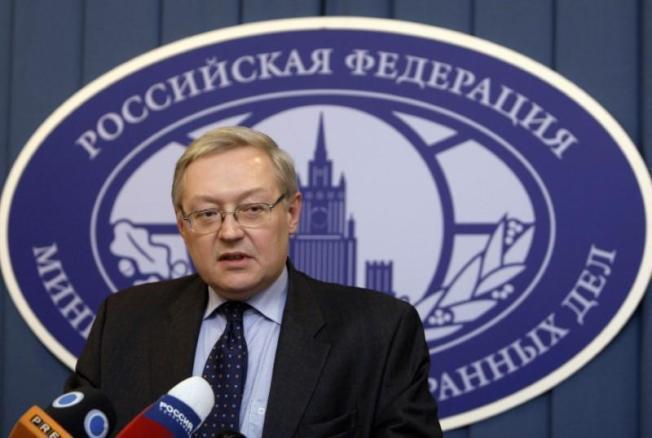 俄國副外交部長雷雅布可夫(Sergei Ryabkov)。(路透)