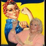 超有名「We Can Do It!」海報 本尊在女性遊行當天逝世