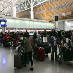 5千萬旅客! 舊金山機場 客流量創新高