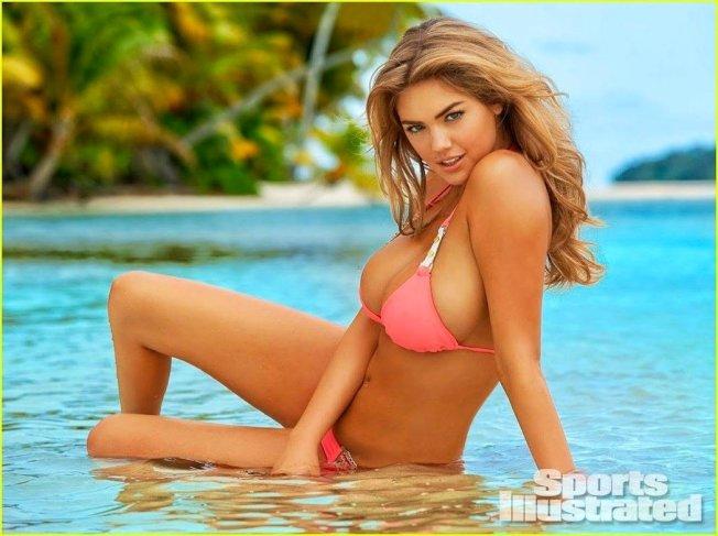美國「美胸甜心」超級名模凱特·厄普頓(Kate Upton)在網上指控Guess共同創辦人保羅·馬西安諾(Paul Marciano),多次對她性騷擾。Sports Illustrated