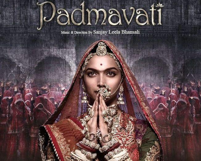 印度電影「帕德瑪瓦特」改編自印度16世紀的長篇史詩,描述王后帕德瑪瓦蒂抵禦穆斯林入侵的故事。(取材自Padmaavat臉書)