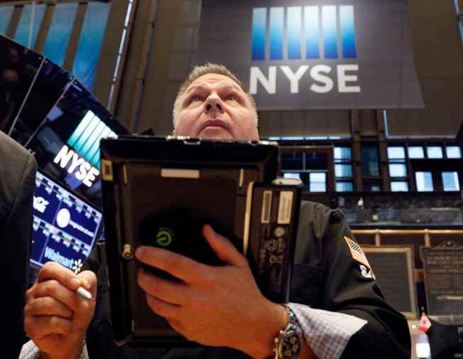 華爾街要占有一席之地,不容絲毫差錯。(路透)