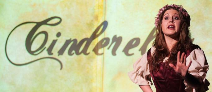 「Cinderella the Musical」重現經典灰姑娘的故事。(取自百老匯網站)