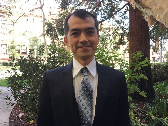 麻省理工學院(MIT) 中文項目負責人廖灝翔博士強調,老師應「給予學生修改空間與回應」,而不是只給學生信息式教育。(記者謝雨珊╱攝影)