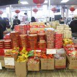 迎春節  中國城年味十足
