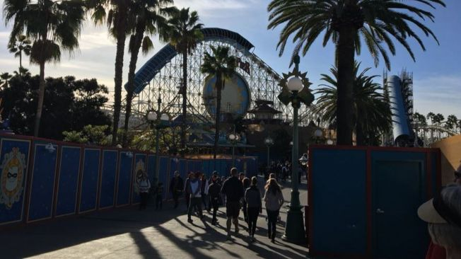 迪士尼票價周末起再次上漲。(洛杉磯時報)