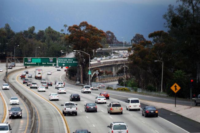 210號公路與134號公路未來四個月,將因施工而不定期關閉。(本報檔案照)