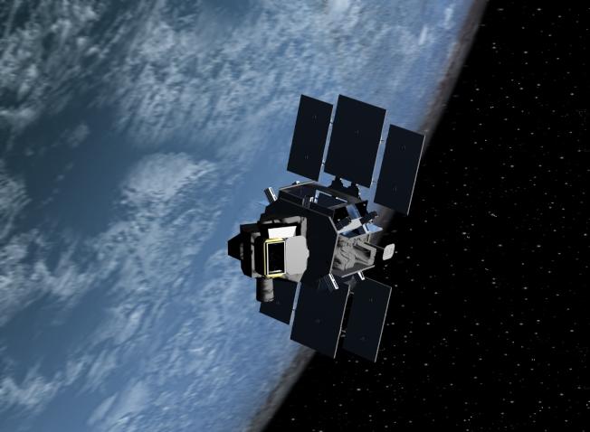 除了各国政府发射的军事卫星,太空中还有许多各国民间公司拥有的商业卫星,可以拍下极高解析度的照片。(美国空军太空司令部网站)