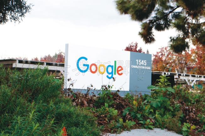 矽谷的不動產價值成長多來自如Google、蘋果與三星等擁有實際營收的成熟公司。(記者張毓思/攝影)