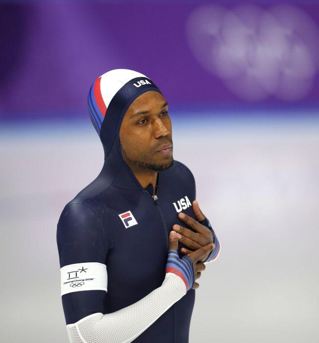 戴維斯是美國速滑傳奇。(路透)