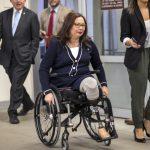 50歲截肢參議員譚美 將生第二胎