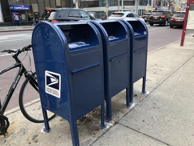 """打击""""邮件钓鱼""""窃案 邮政局或改信筒"""