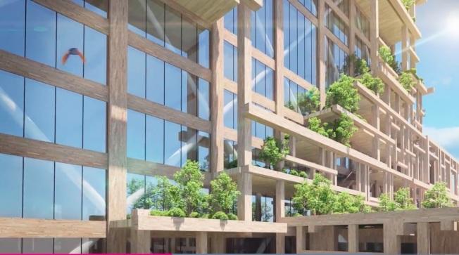 日本住友林業建築公司計畫興建全球最高木造大樓,於2041年落成完工,以紀念該公司創業350周年。日本住友林業