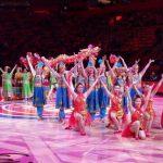 歡慶中國年 席捲NBA中場秀