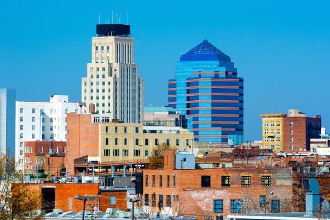 北卡羅來納州德倫市。(Getty Images)