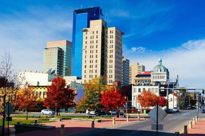 肯塔基州勒辛頓市。(Getty Images)
