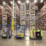 亞馬遜效應帶動倉儲、物流興起 改變就業市場
