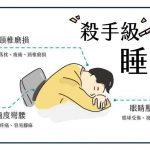 1張圖 看「殺手級睡姿」如何傷害身體部位