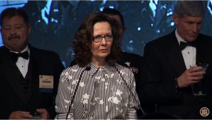 中央情報局副局長哈斯柏接任中情局局長,將成為美國史上首位女性中情局長。(圖擷自:Youtube)