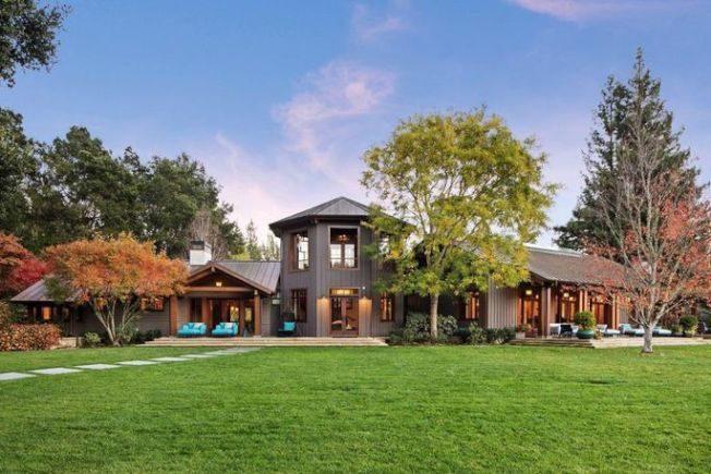 谷歌大老魯賓出售矽谷豪宅