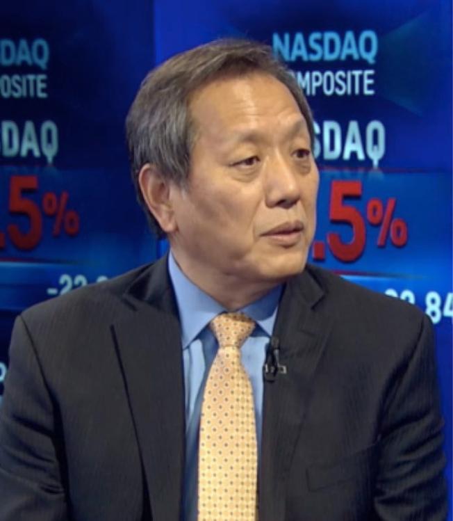 李山泉說,股市下跌正是尋寶的好時機。(李山泉/提供)
