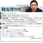 2張圖 看要選總統的華裔企業家楊安澤