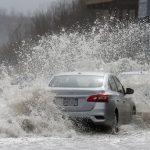 淹水、停電…冬季風暴續肆虐東北部
