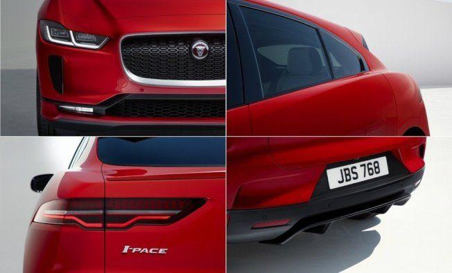 純電休旅豹來襲 Jaguar I-Pace正式發表