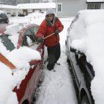 前兩場破壞仍在 美東第三場暴風雪又醞釀中