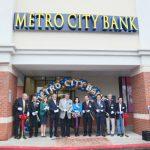 美豐銀行第15家分行剪綵開幕East Cobb分行照顧亞城西北區亞裔居民商家