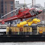 紐約直升機墜毀5死 疑乘客誤切斷燃油