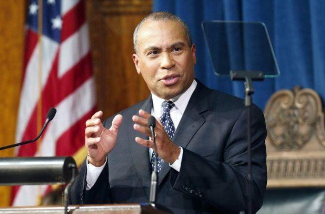 當過兩任麻州州長的派屈克說,計畫在2020年參選總統。(美聯社)