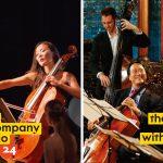 今春兩場藝術盛宴盡在NJPAC陳乃霓舞團攜手安氏三重奏   馬友友與絲路合奏團