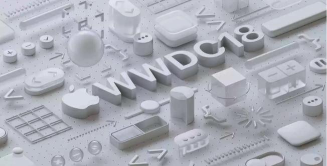 蘋果今年的開發商大會WWDC,訂6月4日至8日舉行。 圖/截自蘋果官網