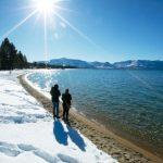 加州三月瘋大雪救了乾旱和滑雪業